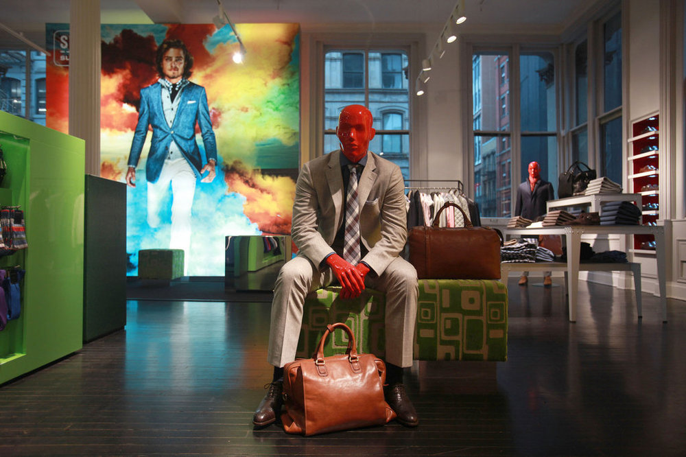 Look no further than Suit Supply in Soho. If your looking for a top notch experience visit SuitSupply on Broome St.