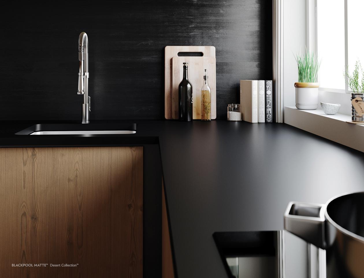 Comment Redonner Du Lustre Au Quartz les comptoirs mats — la shop À granite