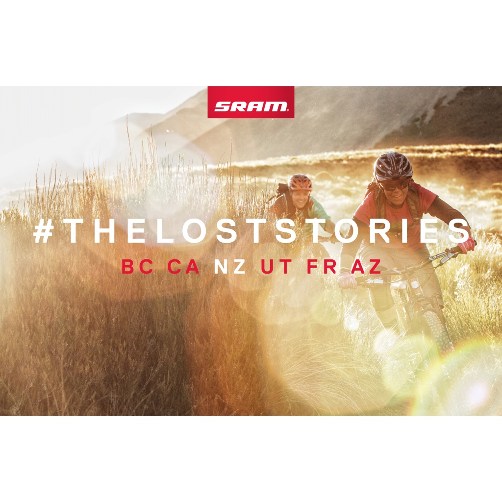 #theloststories came to life in the SRAM pop up shop.