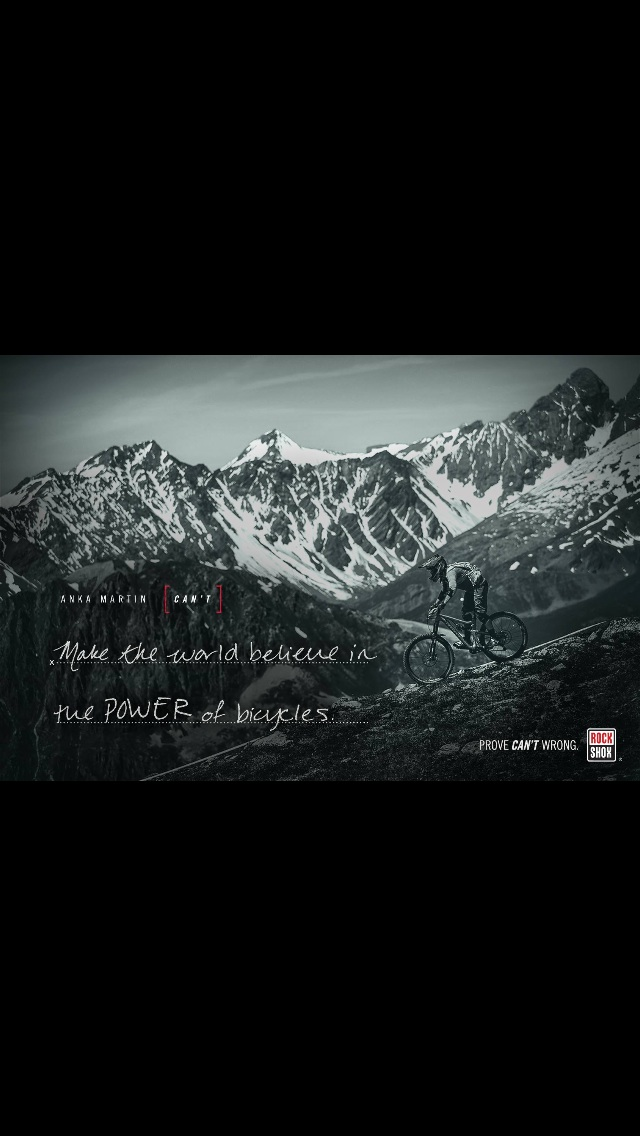 Prove Can't Wrong SRAM campaign 2015