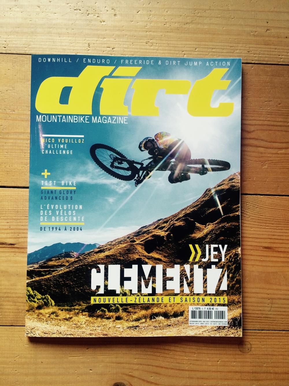 Dirt Magazine - France 2015