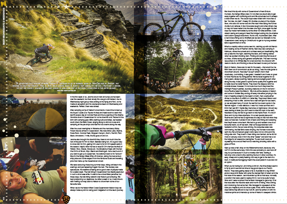 Pg 2. Revolution Magazine