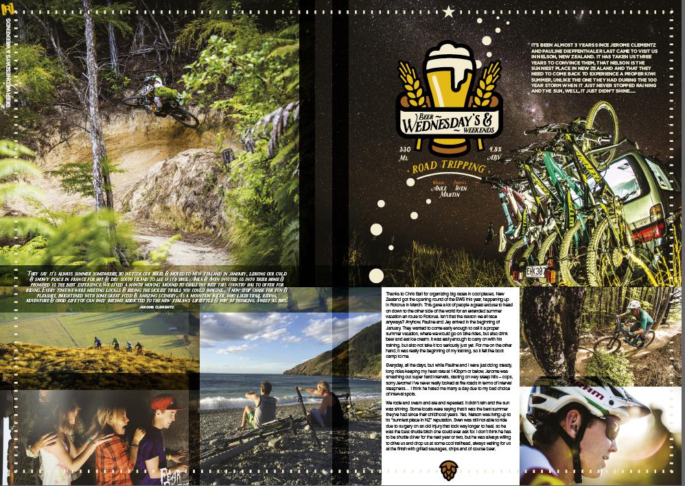 Pg 1 Revolution Magazine