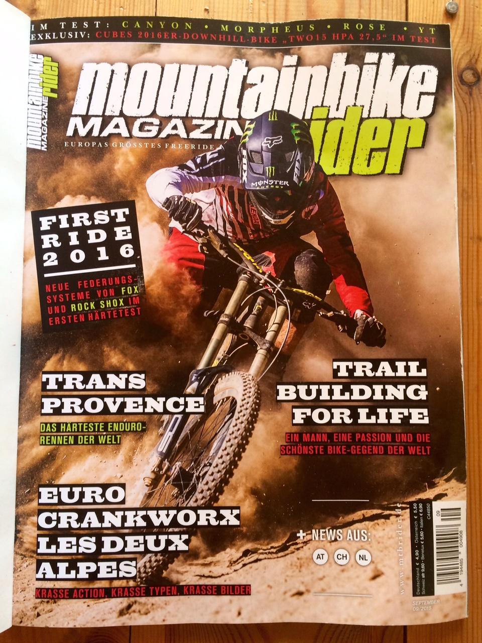 Mountainbike Rider - Germany 2015