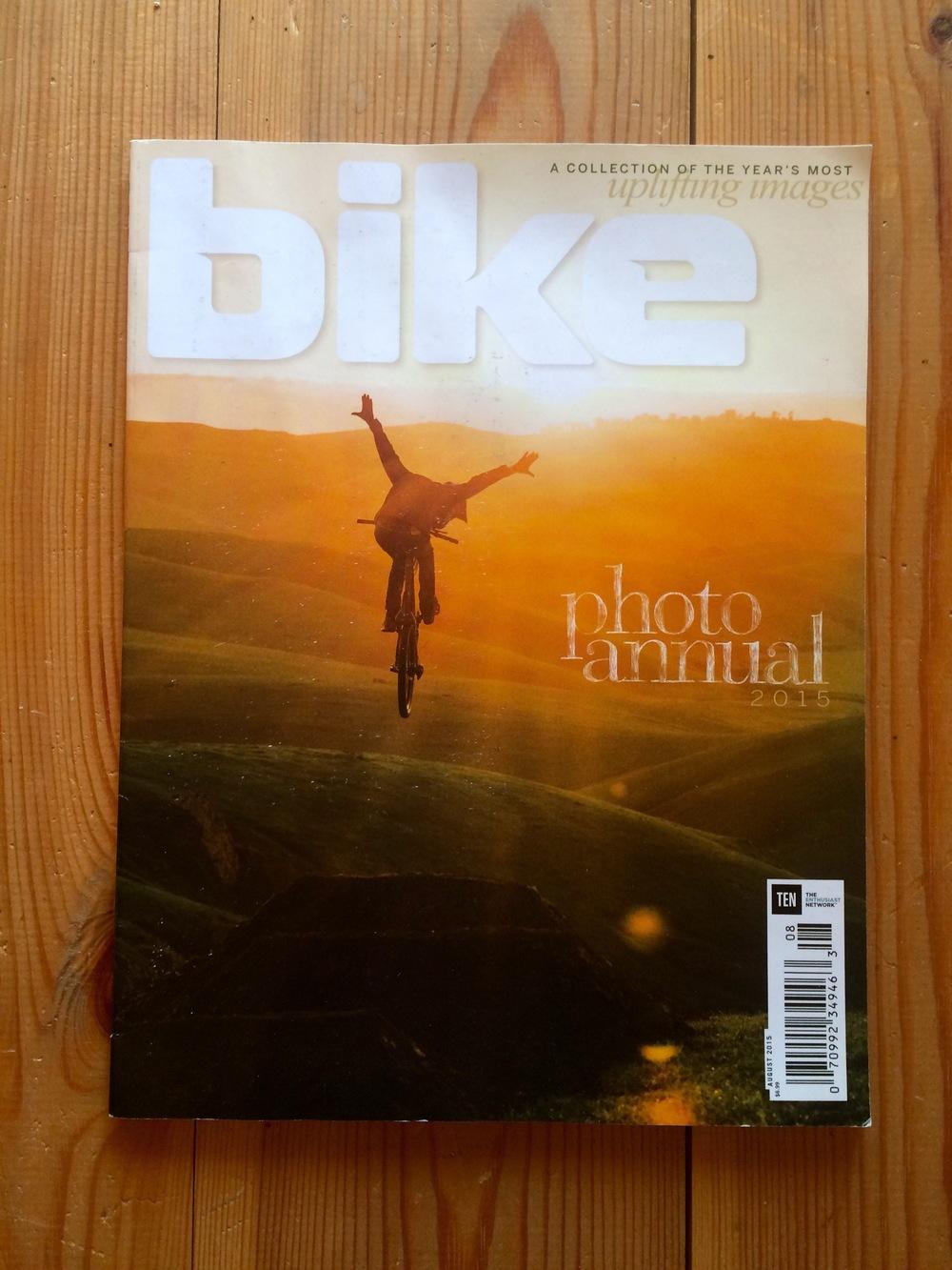 Bike Magazine - Annual Photo Issue 2015