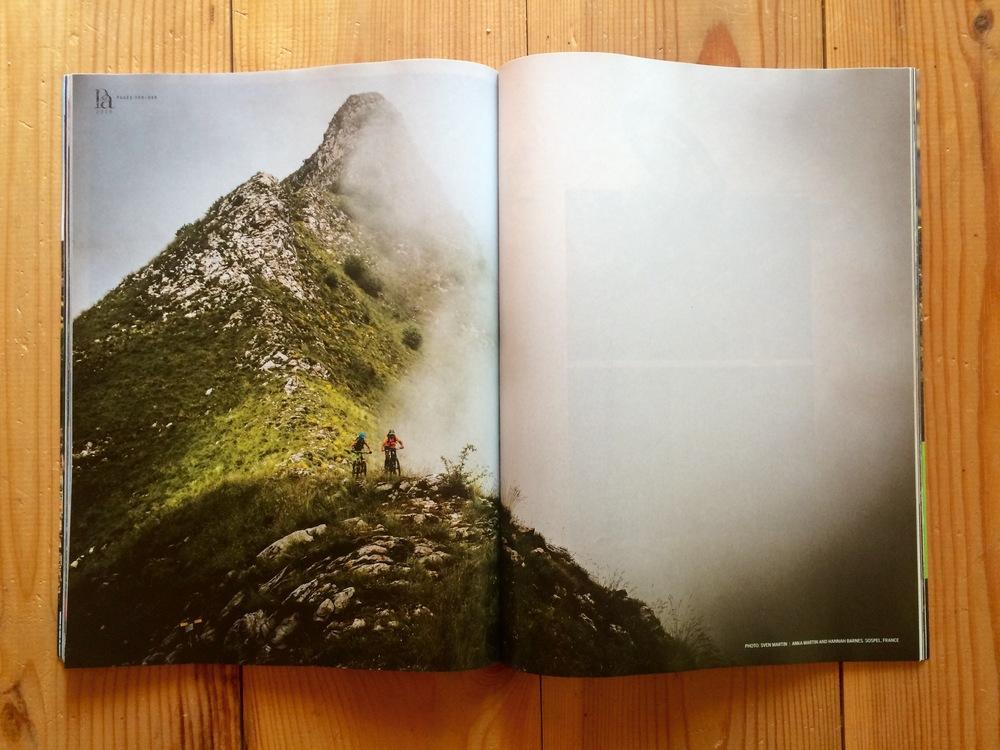 Bike Magazine - Photo Annual 2015 - Sospel France
