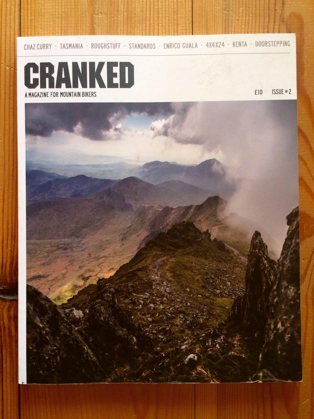 Cranked Magazine UK 2015