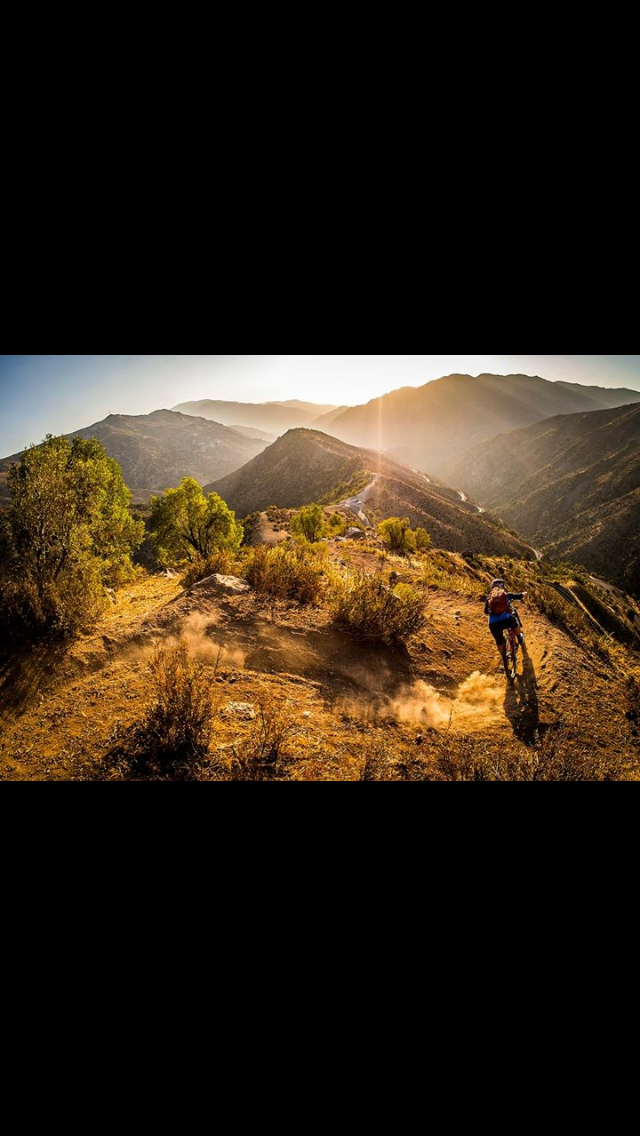 Pinkbike POD 2015 - Chile, Andes Pacifico