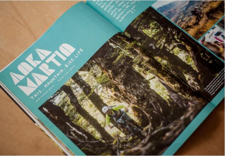 Australian Mountain Bike - Interview 2015