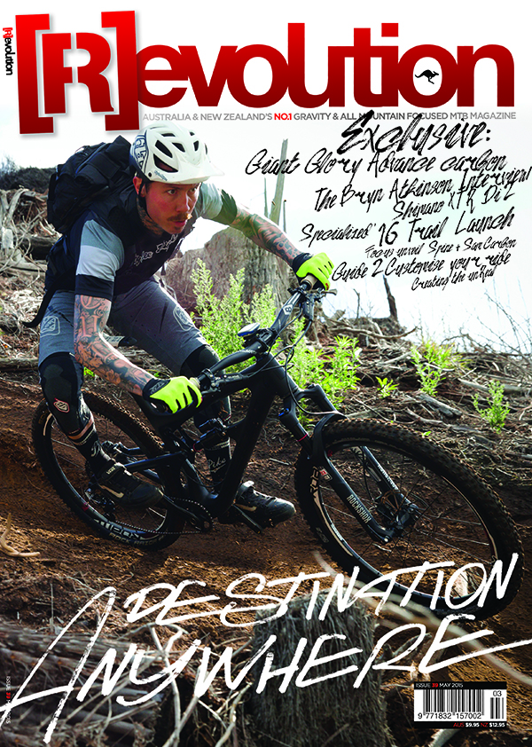 Revolution Mag 2015 feature story I wrote, NZ summer trip.
