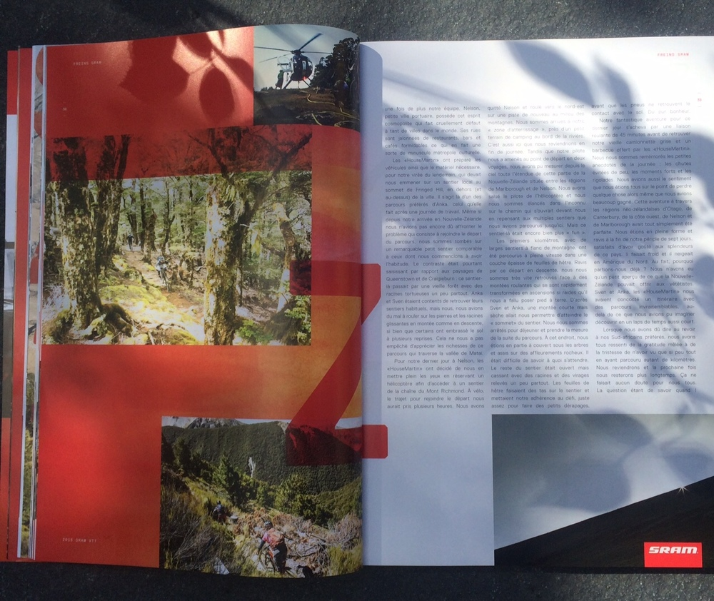 SRAM Product guide 2015