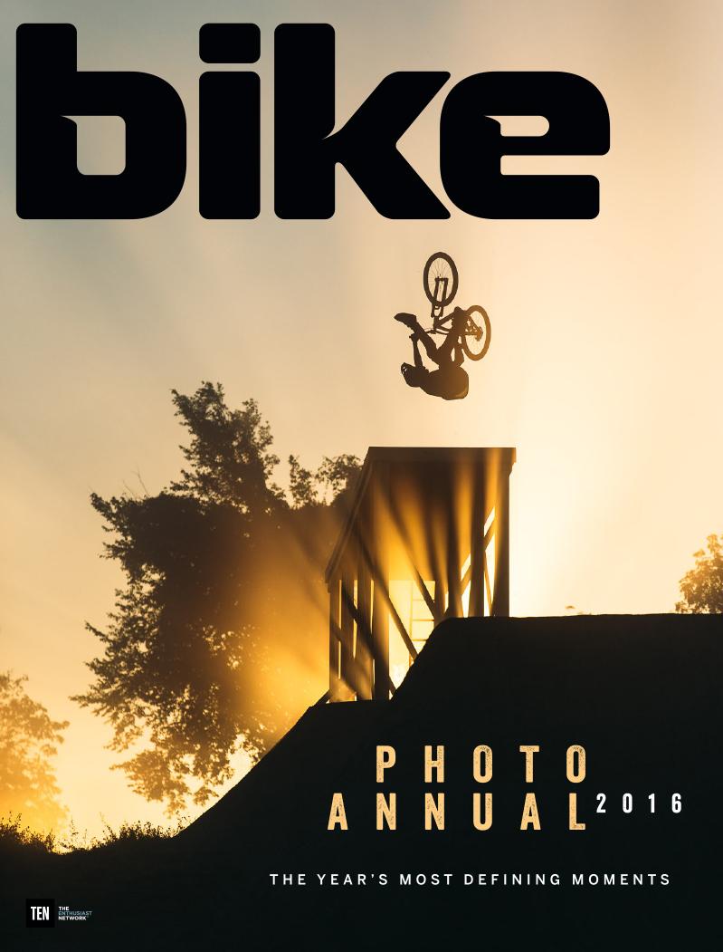 Bike Magazine August 2016