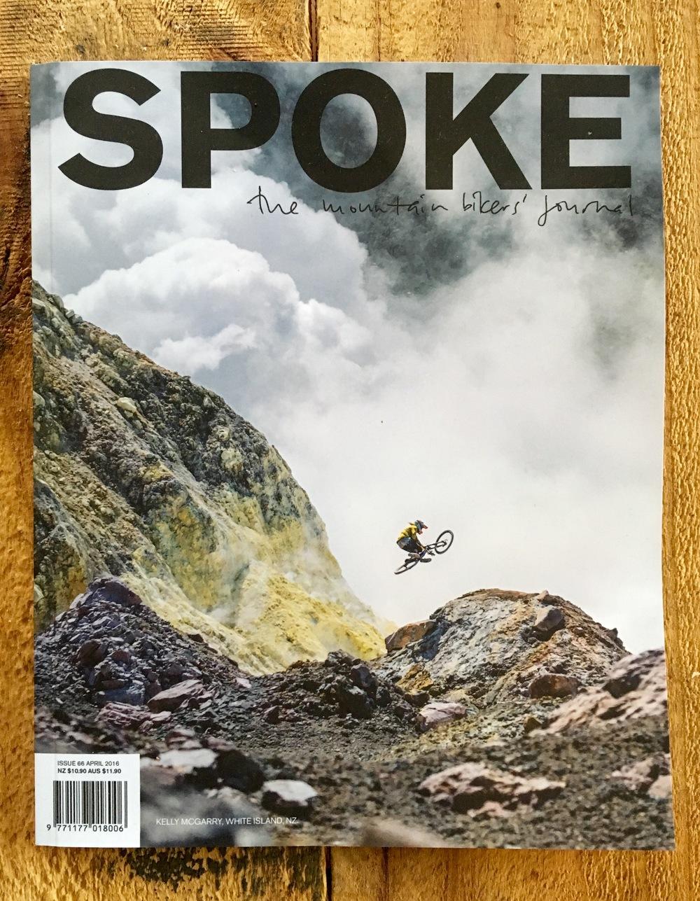 Spoke Magazine NZ 2016