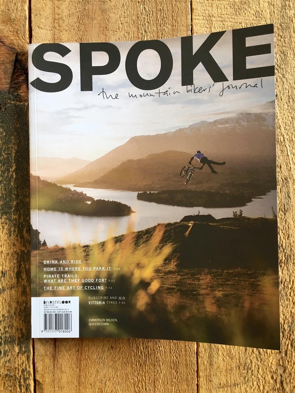 Spoke Magazine, NZ 2016