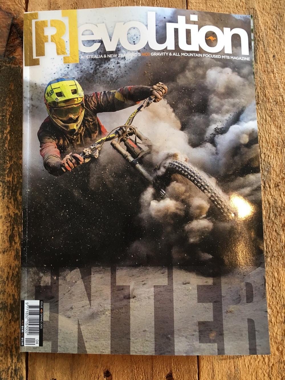 Revolution Magazine, AUS Column 2016