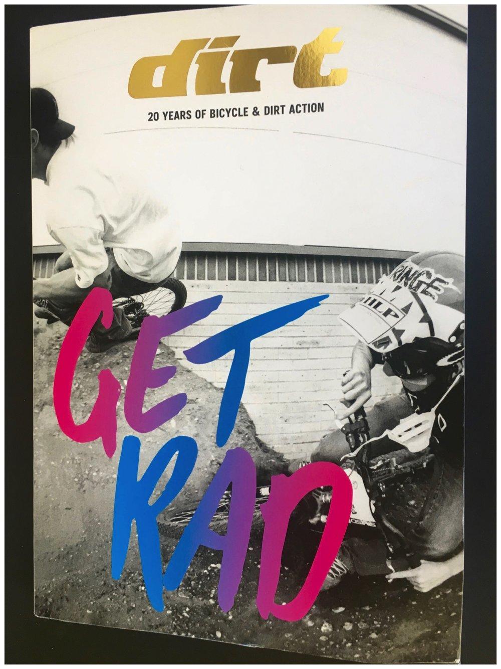 20 years of Dirt Book