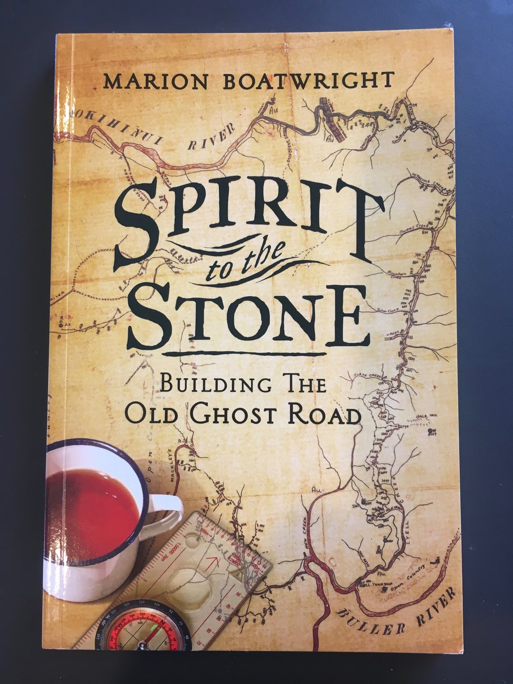 The Old Ghost Road book
