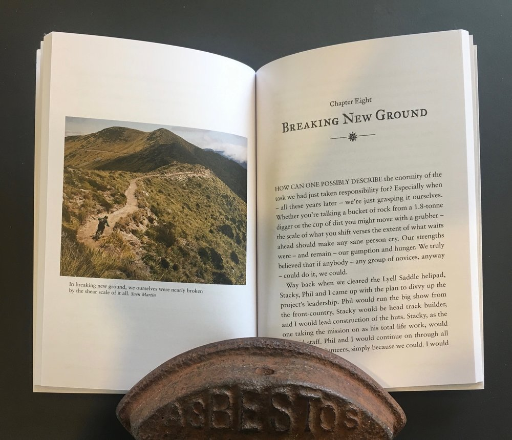 The Old Ghost Road book.