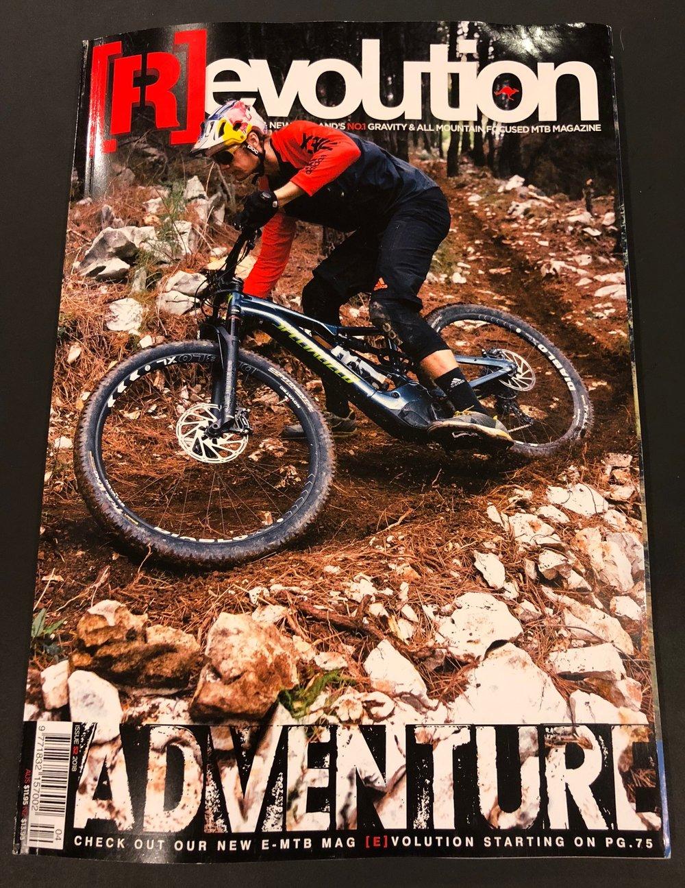 Revolution Mag column - Australia