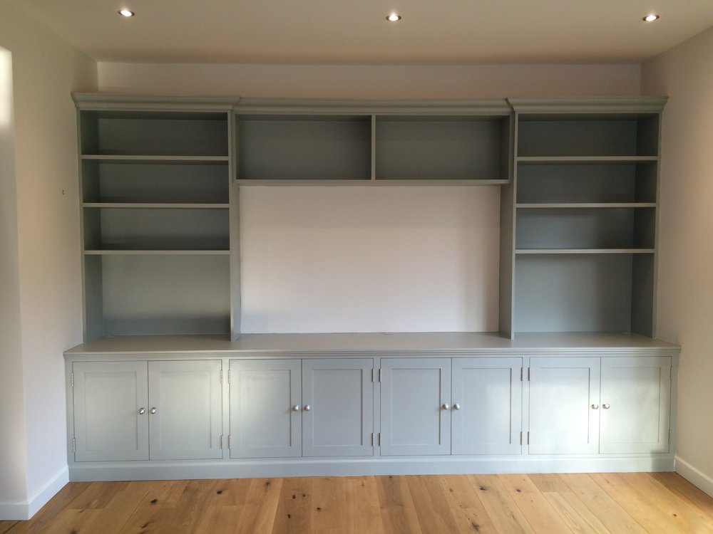 Bespoke Storage Solutions Customised For Your Home