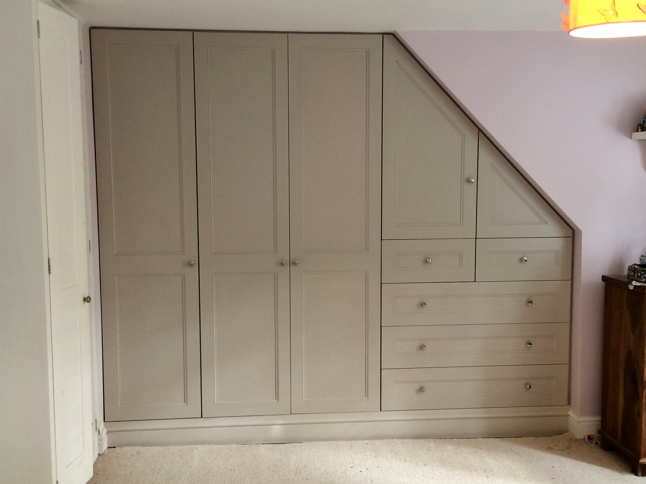 Charming Bespoke Built In Wardrobes And Storage Solutions For Any Space