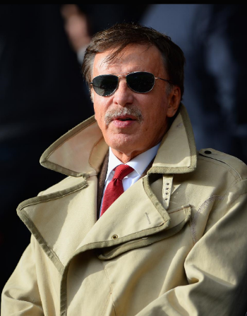 Stan Kroenke, Owner of the NFL Rams (Source: Michael Regan-Getty Images)