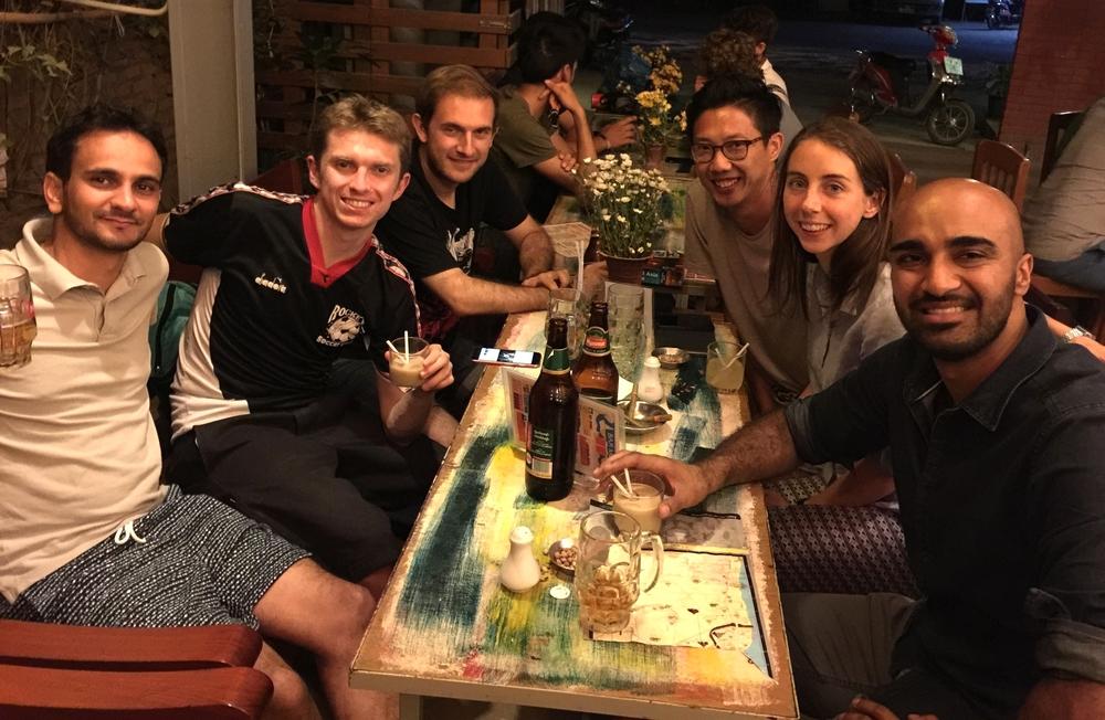 International Masters of Trivia right here... (Bagan, Myanmar 2015)
