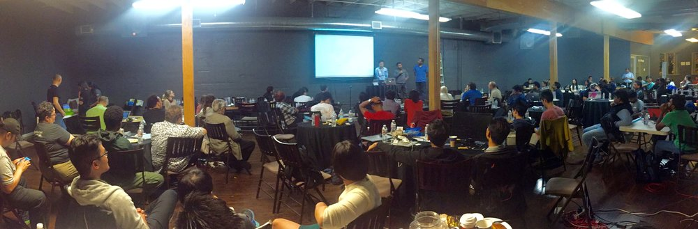 Final Pitches at AT&T's San Francisco IoT Hackathon