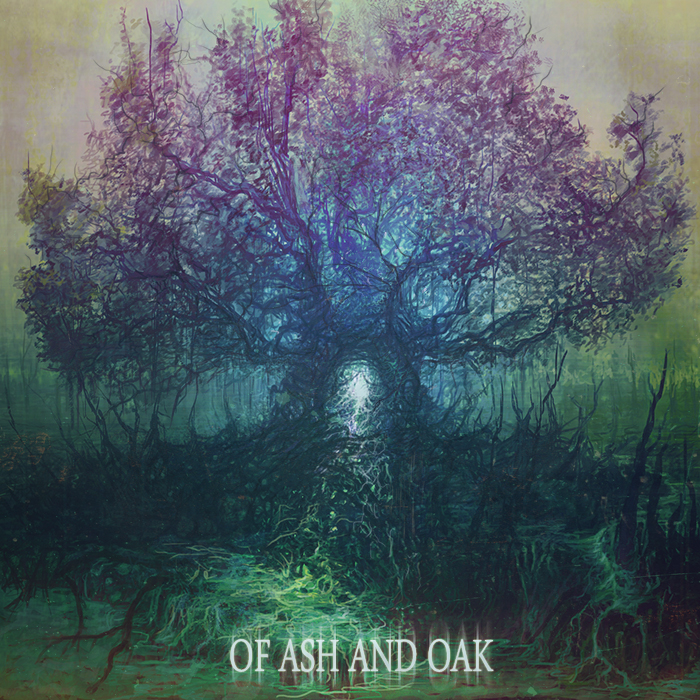Art for Of Ash and Oak.