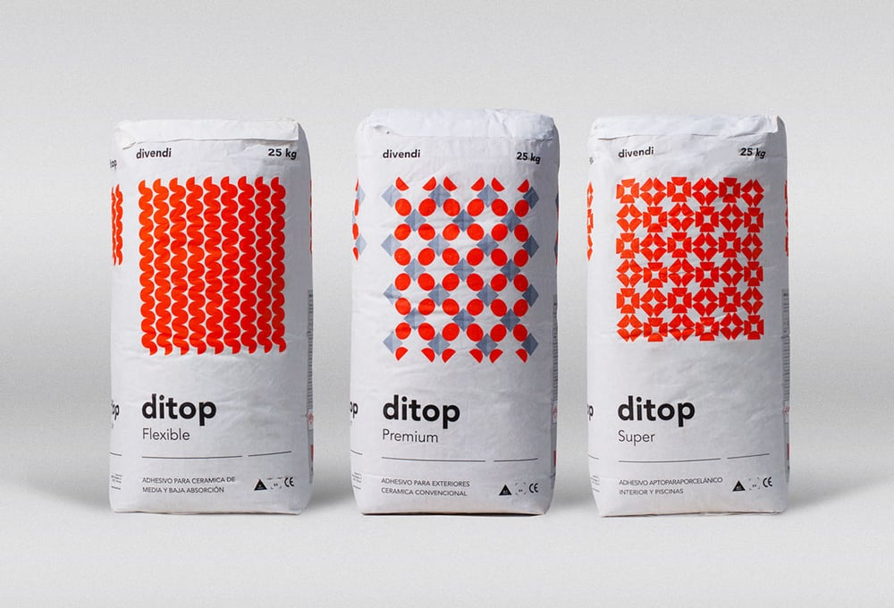 Ditop Sacks of Cement by Rubio & del Amo – Spain