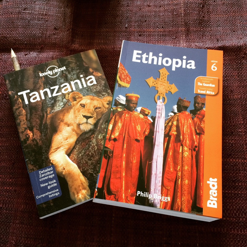 At least I'm prepared for the next time I plan to travel to Ethiopia??