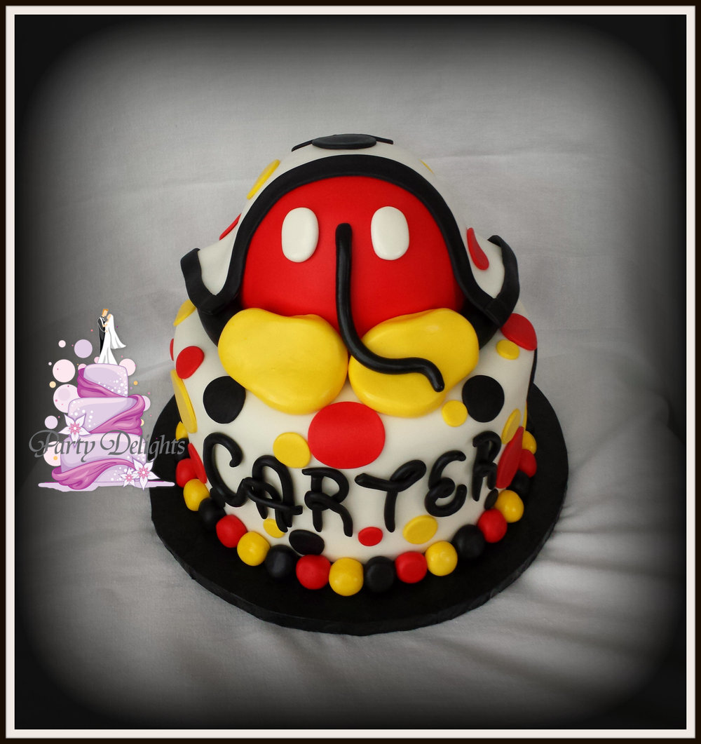 party delights custom cakes