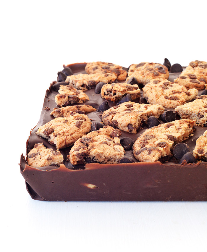 Cookie Dough Chocolate Bar | Sweetest Menu