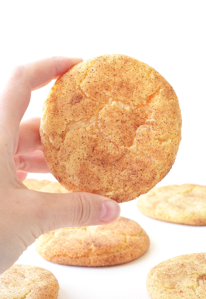 Chewy Snickerdoodle Cinnamon Cookies | Sweetest Menu
