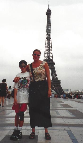 Paris, 1994