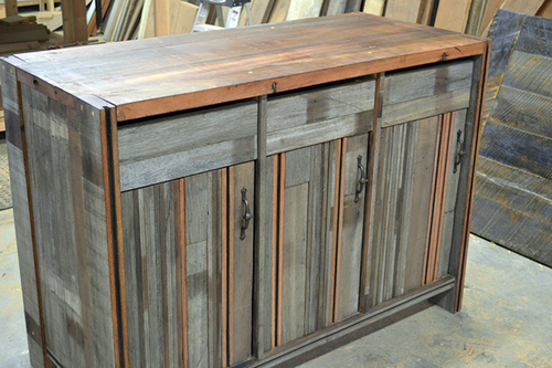 We can build you a bar, a checkout counter, displays, or reclaimed wood  wall paneling—anything you can dream up, we can design, build and install. - Custom Furniture<title>reclaimed Wood Custom Furniture Chicago