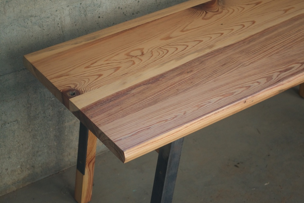 Bench Table