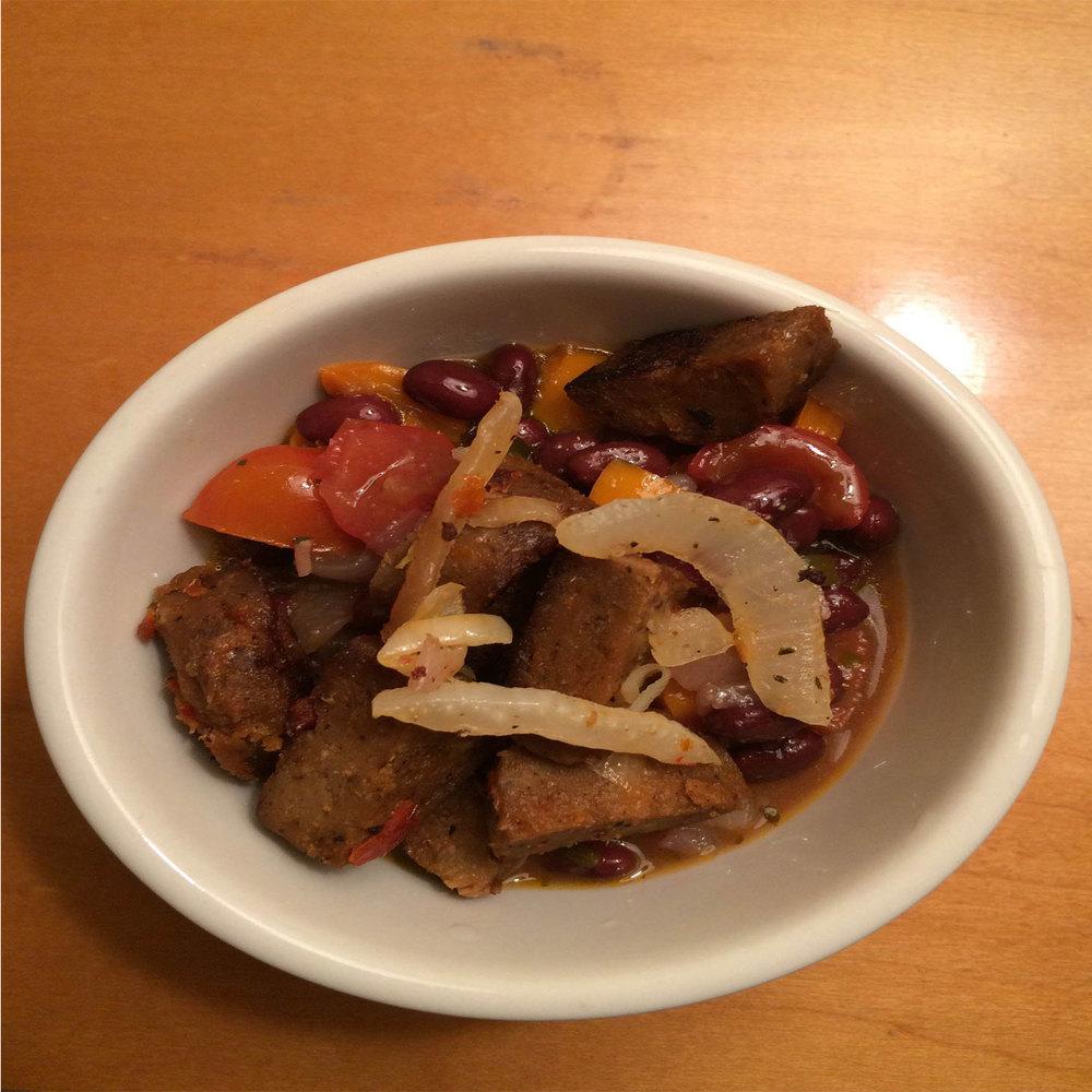 Beans N' Quinoa-Rice & Veggie Sausage