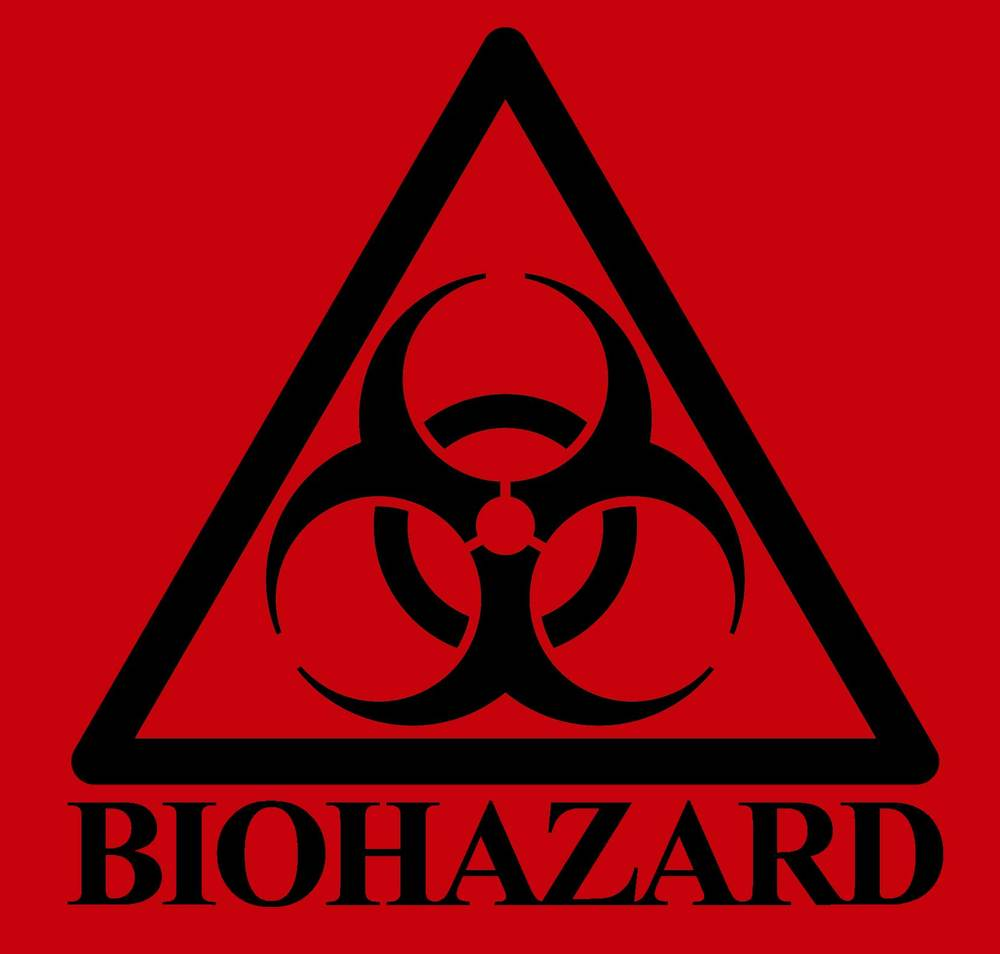 Bloodborne pathogens red iron tattoos for Bloodborne pathogens for tattoo artists