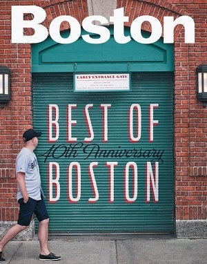 Best of Boston 2013: Best Wedding Florist, BOSTON MAGAZINE, August 2013