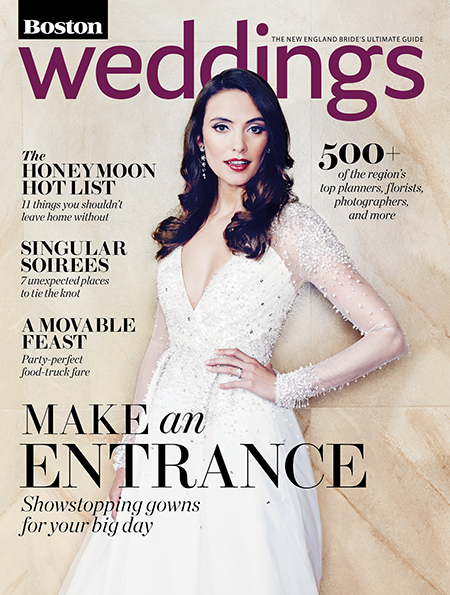 The Artful Arranger, BOSTON WEDDINGS, Fall/Winter 2015