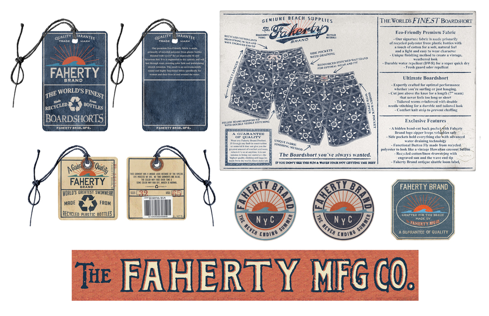 Faherty Brand
