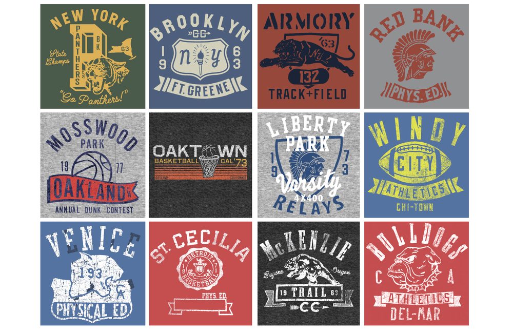 Brookline Tees
