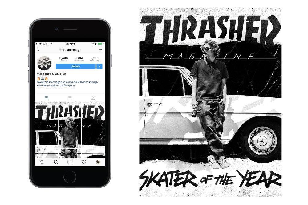 """Thrasher """"SOTY"""""""