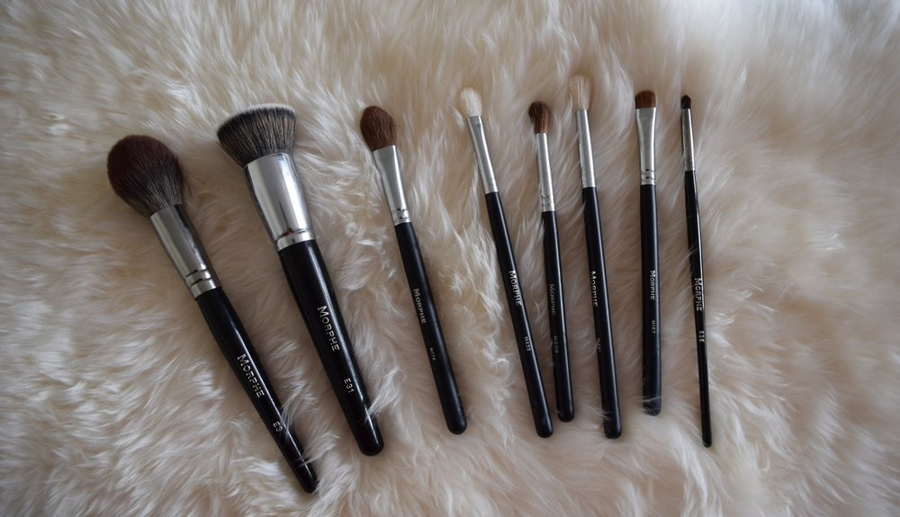 makeup morphe brushes subscription review