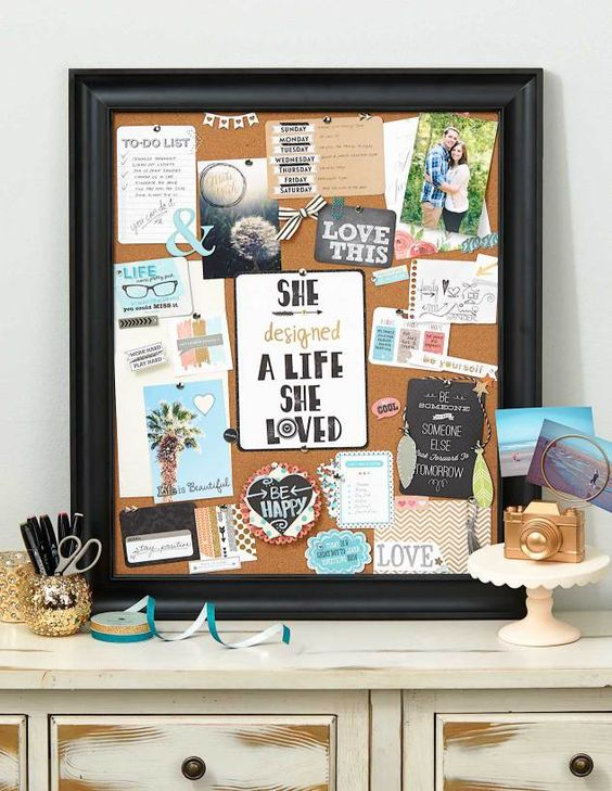 vision board goals lifestyle free printables pinterest inspiration