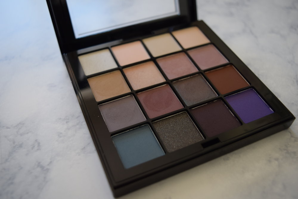 March favorite products beauty skin care nyx palette