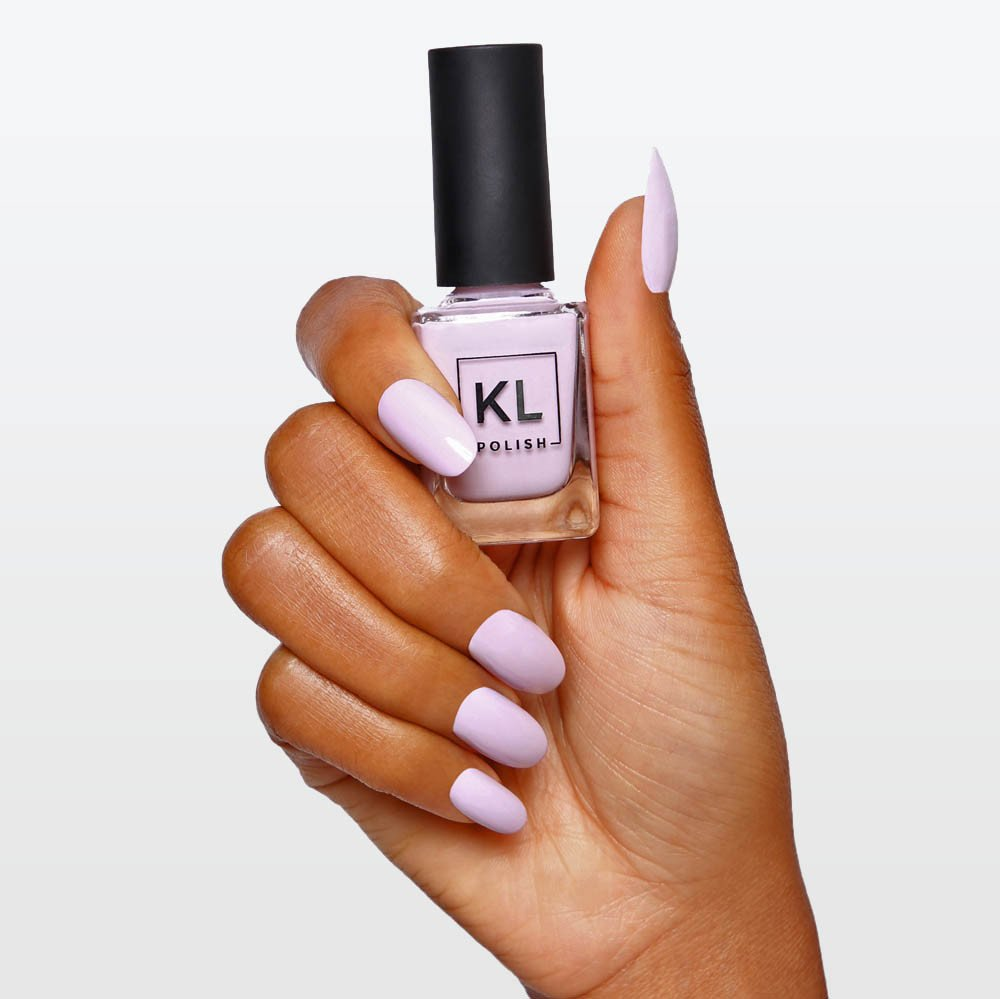 KL Polish nail polish review Hug and Roll