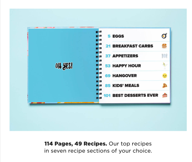 tasty cookbook review candidly keri