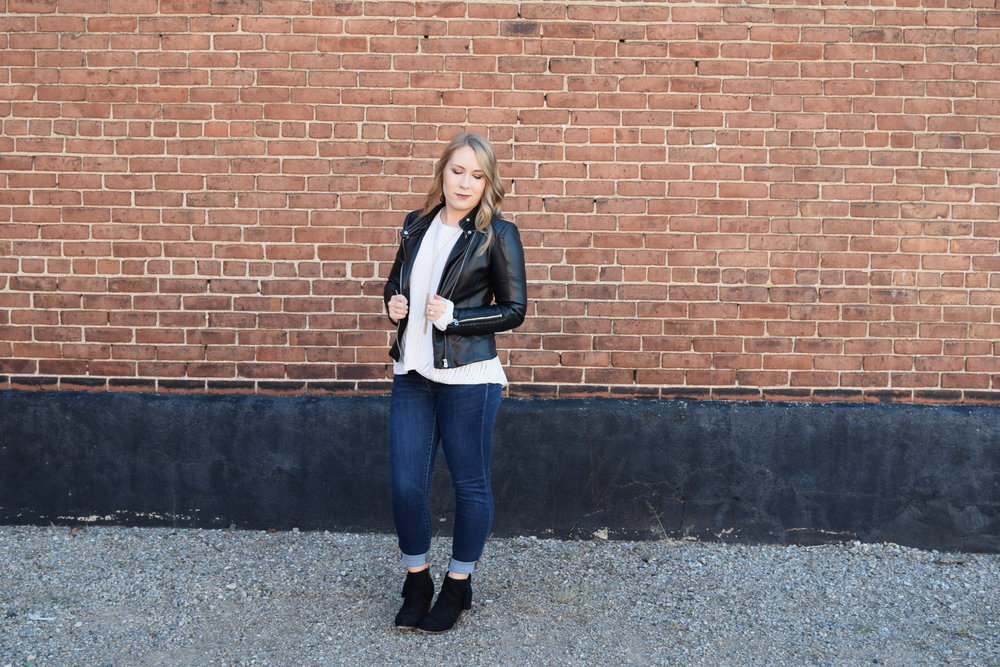 Fall Fashion Look book Fashion Blogger Clothes Roundup Bonfire Nights